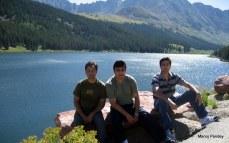 Clinton Gulch Dam Reservoir (2)