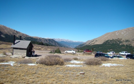 Guanella Pass Summit