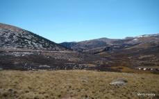 Mount Bierstadt & Mount Evans